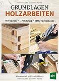 Grundlagen Holzarbeiten: Werkzeuge - Techniken - Erste Werkstücke