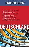 Baedeker Reiseführer Deutschland: Mit Extrakapitel: Was die Deutschen mögen - 14 Hitlisten (Baedeker Reiseführer E-Book)