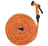30m Aquagart ® Flexischlauch Magic Schlauch Gartenschlauch flexibler Wasserschlauch Schlauch