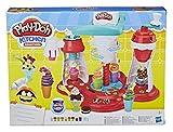 Play-Doh E1935EU6 Super Eiscreme Maschine, Knete für fantasievolles und kreatives Spielen, M