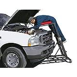 Truck Topside Creepers Mit 4 Drehbaren Rädern, Höhenverstellbare Faltbare Car Topside Engine Creeper Reparaturplatte Mit Gepolsterter Abdeckung Für Die Automatische Notfallreparatur Und Flottenwartung