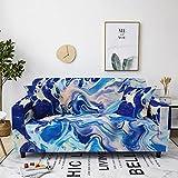 Flow Gold Muster Sofabezug Full Stretch Sofabezug Haushaltsstoff Sofabezug Kissen Kann Gewaschen Werden Geeignet Für Wohnzimmer Schlafzimmer Arbeitszimmer