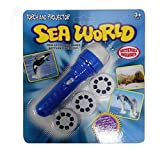 1 x Kinder-Projektions-Taschenlampe, Spielzeug, Projektion, elektrisch, interaktives Spielzeug mit optionalem Typ, perfektes Geschenk für Kinder, Schlaf, Lernspielzeug