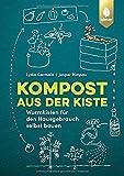 Kompost aus der Kiste: Wurmkisten für den Hausgebrauch selbst b