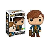 Lotoy Funko POP Movie : Fantastic Beasts Them - Newt Scamander (2016 SDCC Exclusive) 3.75inch Vinyl Gift for Fantasy Movie Fans Model
