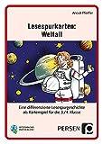 Lesespurkarten: Weltall: Eine differenzierte Lesespurgeschichte als Kartenspiel zur Förderung der Hör- und Lesekompetenz (3. und 4. Klasse)