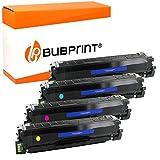 Bubprint Kompatibel Toner als Ersatz für Samsung CLP-415 CLP 415 CLP415 für CLP-410 CLP-415N CLP-415NW CLX-4195FW CLX-4195FN Xpress C1800 C1810W C1860FW Set 4er-Pack