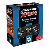Asmodee Star Wars: X-Wing 2. Edition - Skystrike-Akademie, Erweiterung, Tabletop, Deutsch