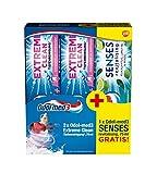 Odol-med3 2x Extreme Clean Tiefenreinigung + 1x Senses Eukalyptus 225 ml