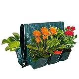 Vorcauti Wandpflanze, vertikal, Wachstumsbeutel, Wandpflanze, zur Dekoration des Hauses