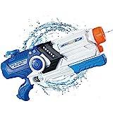 Gimsan Wasserpistole Spielzeug, 2000ML Spritzpistolen für Kinder Erwachsene Groß Wasserspritzpistolen 8-10 Metern Langer Reichweiter