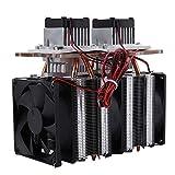 Peltier Kühler Halbleiterkühler Thermoelektrischer - Semiconductor Cooling 12v 144w Zweikern Luftentfeuchtungsgerät For Die Halbleiterkühlung
