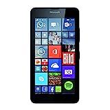 Microsoft Lumia 640 Dual-SIM Smartphone (5 Zoll (12,7 cm) Touch-Display, 8 GB Speicher, Windows 10) schwarz