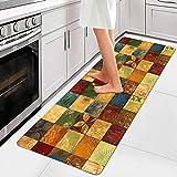 AIYOUVM Flur Teppich Lang (108 Größen und 5 Farben) Teppich Flur Modern rutschfest Weiche Oberfläche Einfach zu Säubern, Teppich Läufer Flur für Wohnzimmer Flur Küche 60x250cm