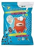 POPCROP Bio Crunchy Lemmings, 10 x 70 g | Superfoods-Mischung, glutenfrei, vegan, fettarm, Allergen-Frei | Hergestellt ohne Öl | Reich an Mineralien und Ballaststoffen | Ohne künstliche Zusatzstoffe