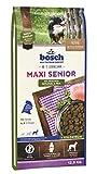 bosch HPC Maxi Senior mit frischem Geflügel & Reis | Hundetrockenfutter für ältere Hunde großer Rassen (ab 25 kg) | 1 x 12.5 kg