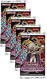 CAGO Yu-Gi-Oh! Legendary Duelist: Rage of Ra - 5 Booster - Deutsch - 1. Auflage