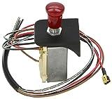 HELLA 6HD 002 535-101 Warnblinkschalter - Zugbetätigung - 12V - Einbau - Kabel: 600mm - mit Glühlamp