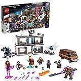 LEGO 76192 Marvel Super Heroes Avengers: Endgame - Letztes Duell Set, Spielzeug für Kinder ab 8 Jahren mit Superhelden Figuren