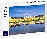 Lais Puzzle Karlsruhe an einem sonnigen Tag, Deutschland 1000 Teile