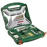 Bosch 103tlg. X-Line Titanium-Bohrer- und Schrauber-Set