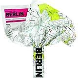 Crumpled City: Berlin. Soft city maps for urban jungles: Die cleveren Stadtpläne für Großstadtnomaden (Crumpled City Maps)