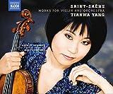 Saint-Saëns: Werke für Violine und Orchester