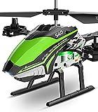 SYMA Hubschrauber ferngesteuert RC Helikopter Helicopter Flugzeug Fernbedienung 4 Knäle 2.4 GHz LED Gyro Schwebefunktion Expertenmodus Indoor Geschenk Kinder ab 8 Jahre