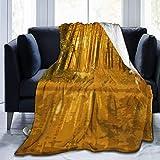 Plüsch Wurf Samt Decke Wälder Wasserhirsch Dick Fleece Teppich Camping Tagesdecke für Kinder Weiche Schlafmatte Pad Flanell Abdeckung für den Winter