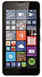 Microsoft Lumia 640 Smartphone (5 Zoll (12,7 cm) Touch-Display, 8 GB Speicher, Windows 10) schw