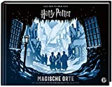 Harry Potter - Magische Orte: Mit zauberhaften Scherenschnitt-Silhouetten