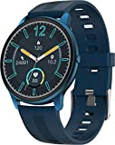 Smartwatch Sportuhr Touch Farbdisplay Fitness Armbanduhr für Damen Herren Pulsmesser Schlafmonitor Fitnessuhr Schrittzähler IP68 Wasserdicht Stoppuhr