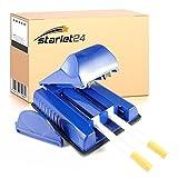 Starlet24 Zigarettenstopfmaschine Zigarettenstopfer Stopfmaschine Stopfer für Zigaretten Tabak (farblich Sortiert) Tabakfüller Stopfgerät 2er Stopfer