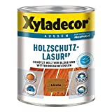 Xyladecor BP 2in1 Holzschutzlasur Dünnschicht-Lasur 1 Liter, Farbe:Lärche