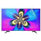 SHUAIGE Tv-Bildschirm-schutzfilm 50-60 Zoll Antireflexions- / Anti-Blue-Filter, Lindern Augenermüdung, Gesundes Leben Ckspmy(Size:1101mmx620mm)