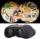 SWNN Fernglas mit Zoom 60 x 60 Fernglas HD 10000 M hohe Leistung für Outdoor-Jagd Optisches LLL Nachtsicht Fernglas Zoom Festival