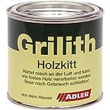 GRILITH Holzkitt ADLER 200ml Lärche Buche Holzreparatur Kitt Spachtel für Holz