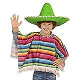 Widmann 42935 - Kinderkostüm Mexikaner