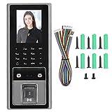 Jiawu RFID-Zugriffskontrolle, 2,8 Zoll Tft-HD-Farbbildschirm U-Festplattenausgang Zugriffscontroller mit großer Kapazität, für Büro zu Hause