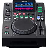 Gemini MDJ-600 DJ Media Player mit 4.3 Zoll Farbdisplay und 5 Zoll Jogw