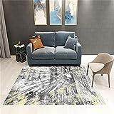 ZAZN Nordic Couchtisch Nachtteppich Wohnzimmer Wohnzimmer Moderne Minimalistische Bett Ende Haushalt Fußmatten Großflächige Deck