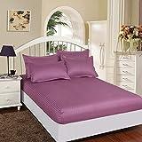 Liyingying Bettwäsche Bettwartung Bettdecke, Single und Double, Geeignet zum Dekorieren verschiedener Home Styles, weiche und Bequeme Bettwäsche-rote Bohnen Paste_120 * 200 cm.