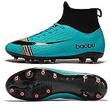 Gengyouyuan C Ronald Fußballschuhe für Männer, gebrochene Nägel, hohe Schuhe, - Figure 2 - Größe: 37 EU