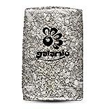 GALAMIO Granitsplitt Ziersplitt Edel Kies Deko Stein Garten Natur Kiesel Dekor Grau Grob 16-22mm 20kg Sack / 1 Karton Paligo