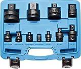 BGS 25140 | Kraft-Adapter- und Kugelgelenk-Satz | 6,3 mm (1/4') - 25 mm (1') | 11-tlg