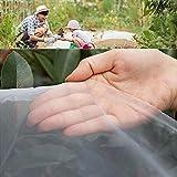 Insektenschutznetz für Bäume, Gemüse, Pflanzenschutznetz, Vogelschutznetz für Garten, Gewächshaus, Obstpflanzen, Blumen, Kulturen, leicht, aber rob