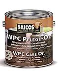 Saicos WPC Pflege-Öl farblos 2,5 Liter Gebinde