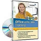 Office 2019 / Office 365 Training | Lernen Sie mit diesem Kurs Excel, Word, PowerPoint, Outlook, Teams und OneDrive | Einführung in MS Office | inkl. Online-Kurs [1 Nutzer-Lizenz]