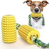 USWT Kauspielzeug für Hunde, Zahnbürste, Zahnreinigung, Zahnspielzeug, Hühneraugenform, Hundespielzeug
