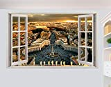 Wandtattoo St. Peter's Square Art Wall Stickers Room Office Decoration Decal M